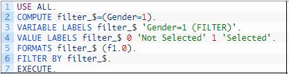 تفکیک داده ها (Split File) در SPSS
